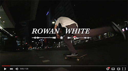 Rowan White for Stamps Collective